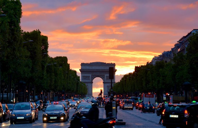 The prettiest Streets of Paris