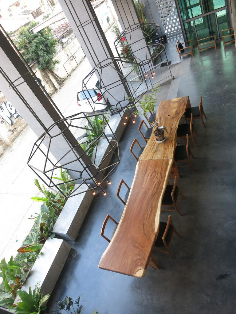 The Itsy Hotel and Co Working Space Chiang Mai Lobby