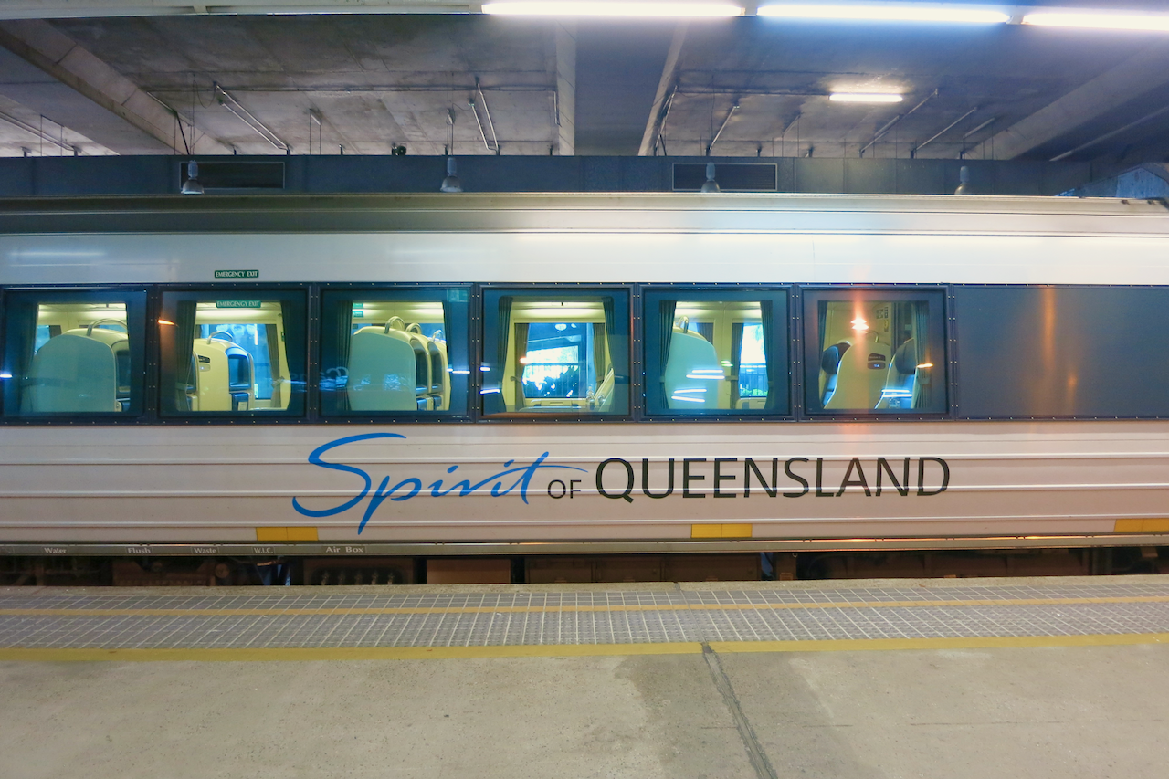 The Spirit Of Queensland