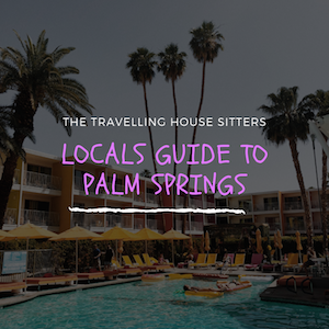 A Locals Guide to Palm Springs (You Won't Want to Miss These 8 Hot Tips!)