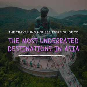 The 4 Most Underrated Destinations in Asia 2019