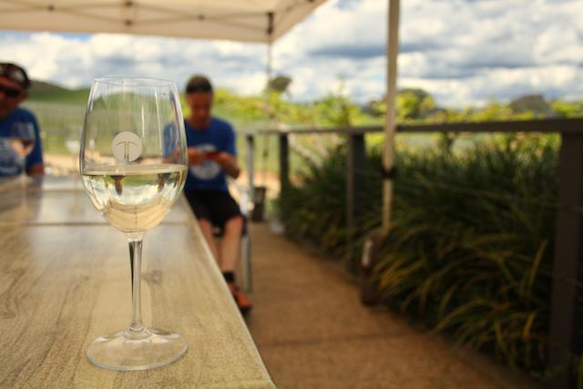 Ringer Reef Winery - Petit Menseng