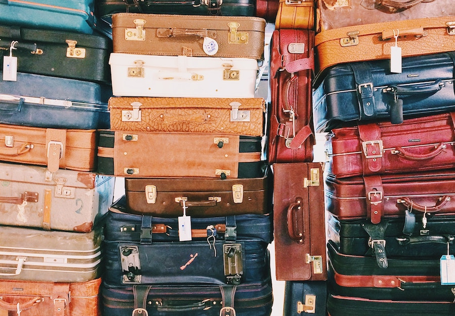 When to Say Goodbye to your luggage