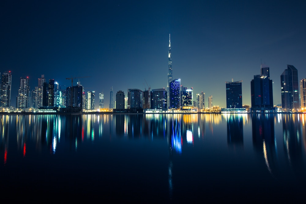 Where Is Dubai
