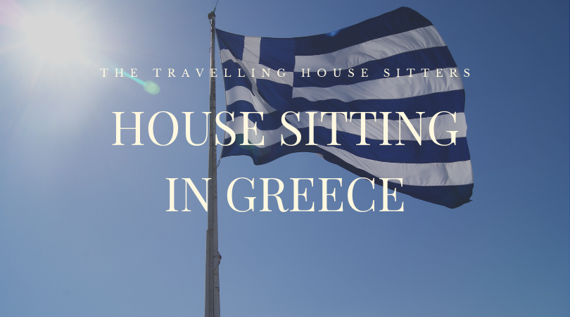 House Sitting in Greece