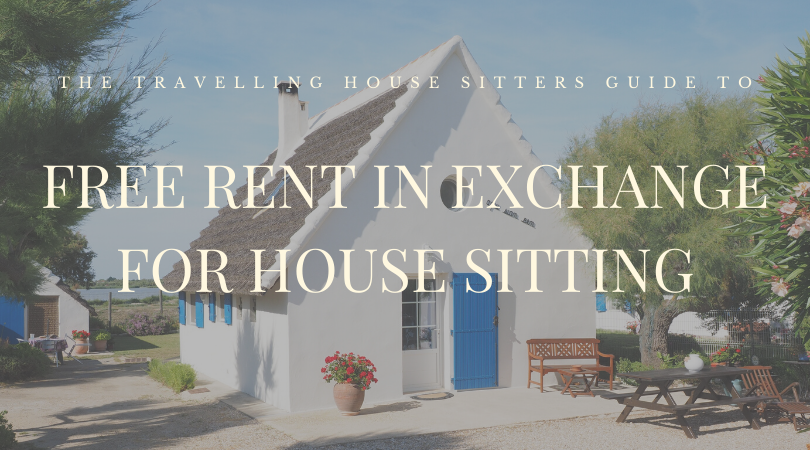 How to get Free Rent in Exchange for House Sitting