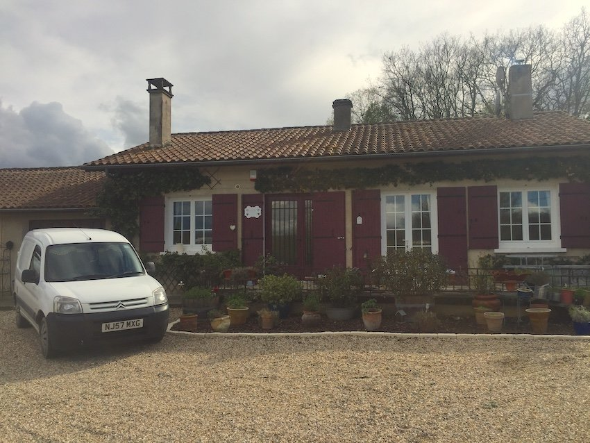 House Sitting in Le Fleix, Bergerac, France