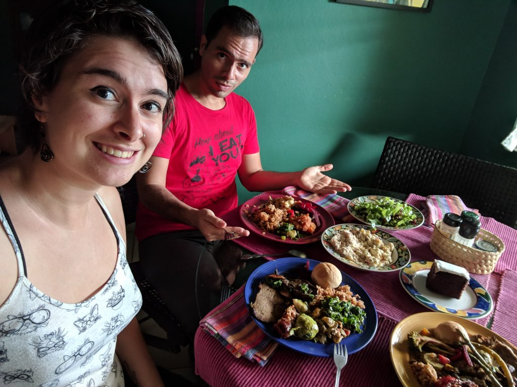 Sam and Veren House Sitters