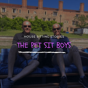 The Pet Sit Boys House Sitting Stories