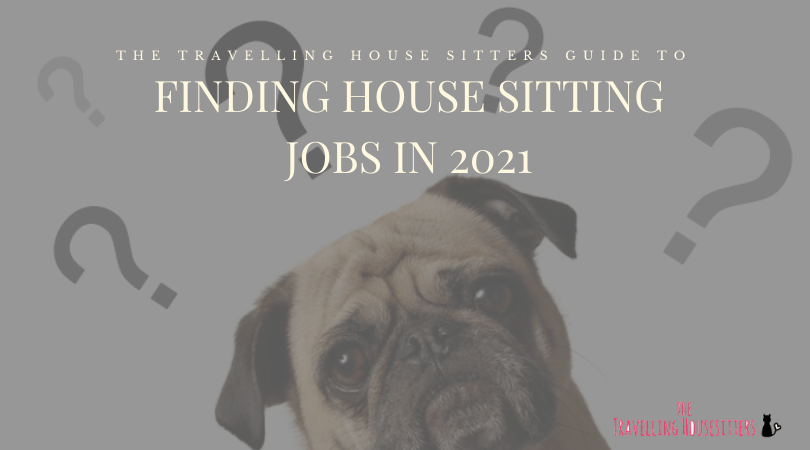 house sitting jobs 2021