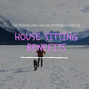House Sitting Benefits